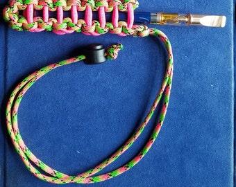 Vape Pen Holster Pink ad Green