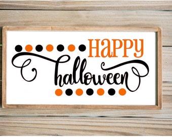 Happy Halloween, Halloween Svg,Dxf,Png,Jpeg