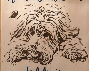 Personalized Pet Sign