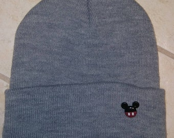 Mickey Mouse Knit Beanie