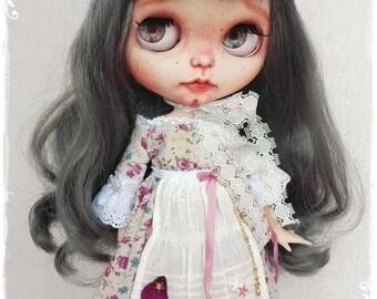 CINDERELLA Fairytale Blythe custom doll by Antique Shop Dolls