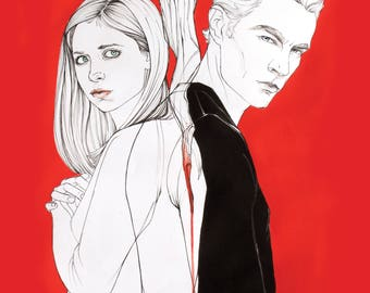 Buffy the Vampire Slayer: Buffy and Spike