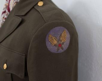 WW2 USAAF officer's jacket