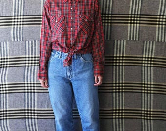 30w// vintage 80s high waisted mom jeans// vintage lee jeans// 30w