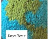 Knitted Globe Pattern (PDF)