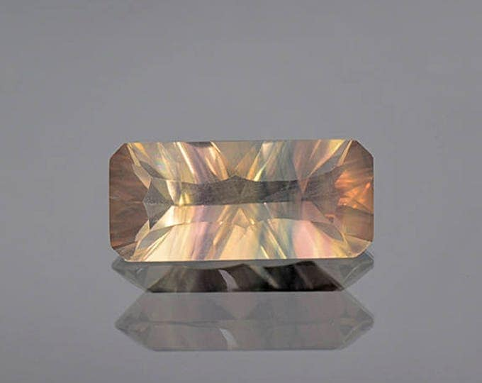 SALE EVENT! Beautiful Multi Color Banded Fluorite Gemstone from Argentina 7.70 cts.