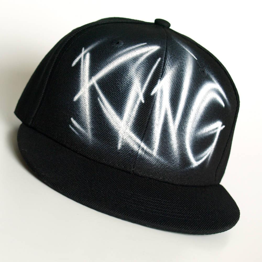 0f6e541745d Custom GRAFFITI SNAPBACK hat