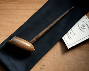 Gimli's pipe - briar durmast oak long stem churchwarden fantasy middle earth lord of the rings hobbit dwarf
