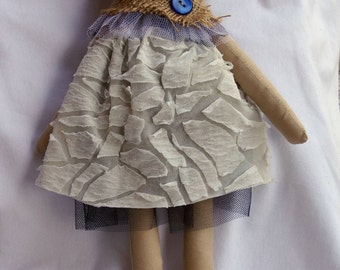 Doll Stars 43 cm, handmade.