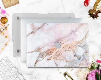 Marble MacBook Pro Case Hard Laptop Case Macbook Air 13 Case Marble Macbook Pro 13 Case Rose Marble Macbook Pro 15 Case Macbook 12 BD2003