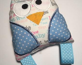 Baby Talk Owl Softy