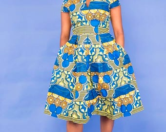 Flavour African Dress