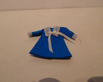 """Vintage American Character Cricket Doll Fashion  """"Sweet Treats"""" dress (Tressy's Little Sister)"""