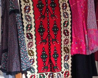 Moroccan rug/wall hanging