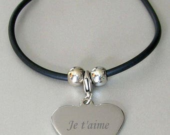 Bracelet with your name engraved