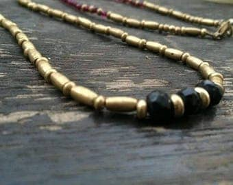 The Garnet Necklace