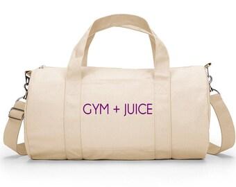 Gym + Juice Gym Bag