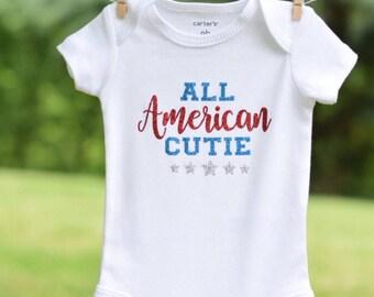 Fourth of July cutie