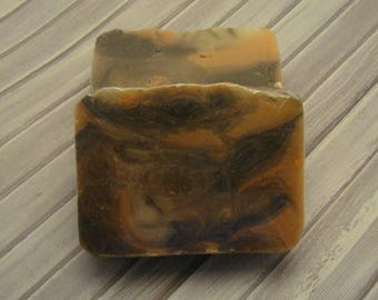 Pumpkin Souffle Handmade Cold Process Soap