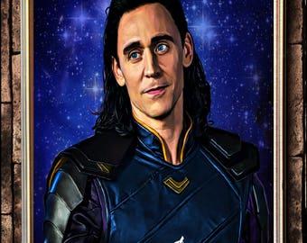 Prince Loki of Asgard