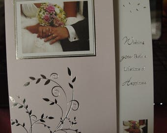 With Love on your Wedding Day Card