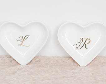 Personalized jewelry dish, jewelry dish, bridesmaid gift, engagement ring dish, wedding gift, engagement gift, personalized ring dish
