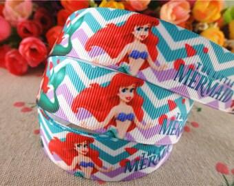 The Little Mermaid Ribbon (1 m) 22mm