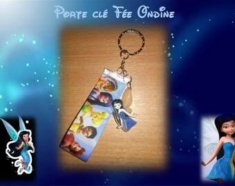 Misty fairy bag charm or keychain