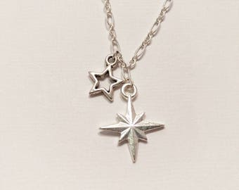 Second Star to the Right - Peter Pan Inspired Necklace