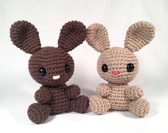 crochet amigurumi Bunny toy, Stuffed Toy, Plush, Plushy, Stuffed Animal, Toy, Stuffed Rabbit, baby toy, Baby Shower Gift, crochet amigurumi