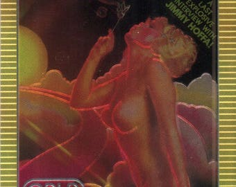 MATURE - Playboy Trading Card Chromium Cover Cards II - #150 December 1975