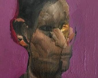 Portrait Study 2-13-18