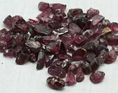 ONE Bag of Rhodolite Garnet, Gem Rough  - Minerals for Sale