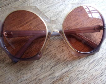 Lunettes vintages originales, made in France, vintages sunglasses made in France, Mode Paris