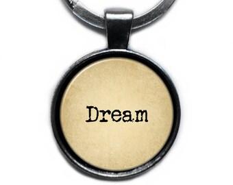 Dream Keychain Keyring