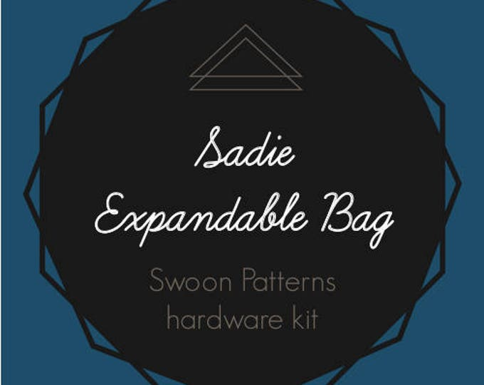 Swoon Bag - Sadie Expandable Bag Hardware Kit