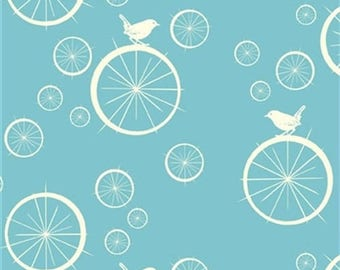 Birch cotton birdie spokes pool birds