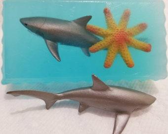 Finn Shark Soap