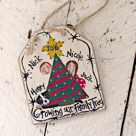 Expecting Baby Ornament Expecting Christmas Ornament