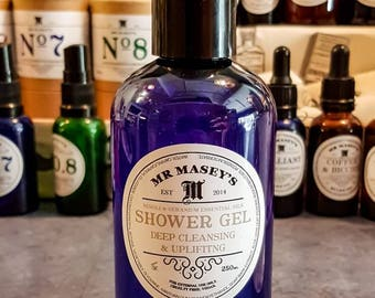 Mr Masey's Uplifting Shower Gel