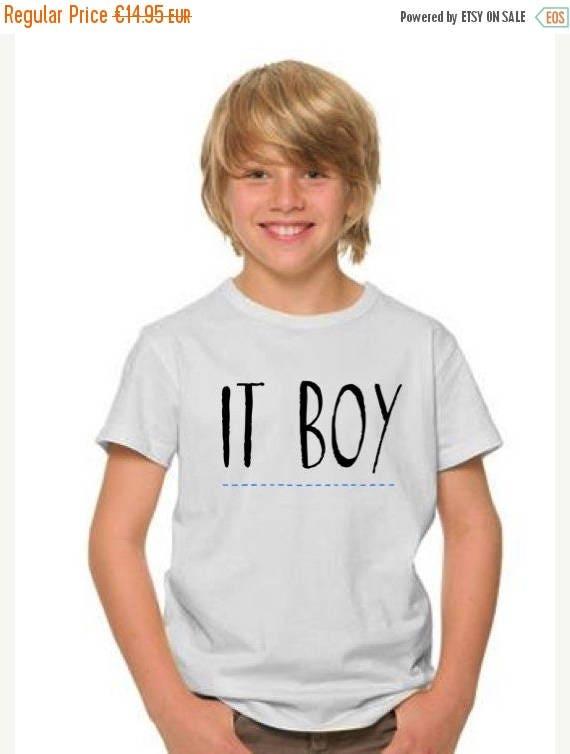 REBAJADO Boy t-shirt IT BOY