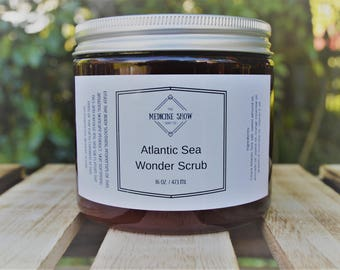 Atlantic Sea Wonder Scrub