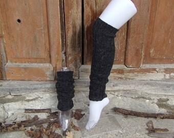 Wool and Alpaca Woman socks.Yoga spats,Natural wool socks.Knit Women Socks,Dance Socks.Warm socks.Winter socks,Boho Socks,Quality Wool