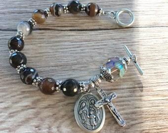 Rosary Bracelet The Holy Family