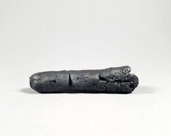 Ceramic Pipe Chillum BASALT XI