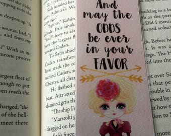 Happy Hunger Bookmark