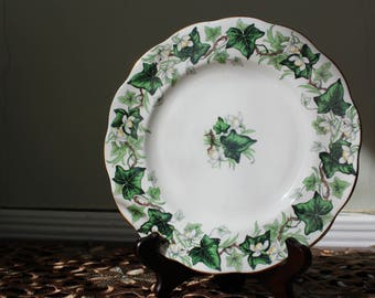 Royal Albert Bone China Ivy Lea Salad Plate