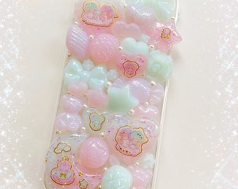 30% OFF~ iPhone 6Plus -Little Twin Stars Pastel Case-