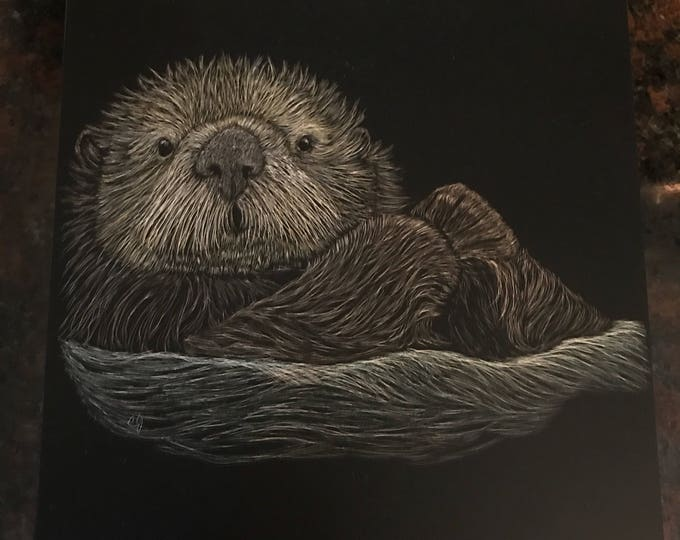 Pick an otter -- any otter!
