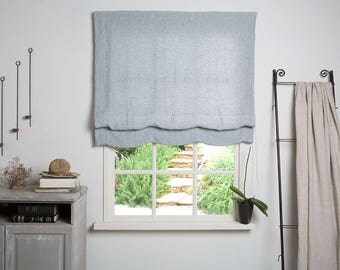 Roman Blinds Etsy - Roman blinds